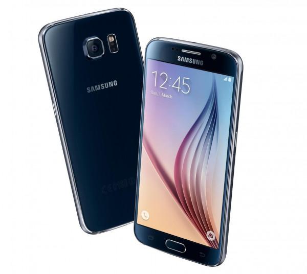 Samsung Galaxy S6 SM-G920F , 32GB (Ohne Ladegerät)