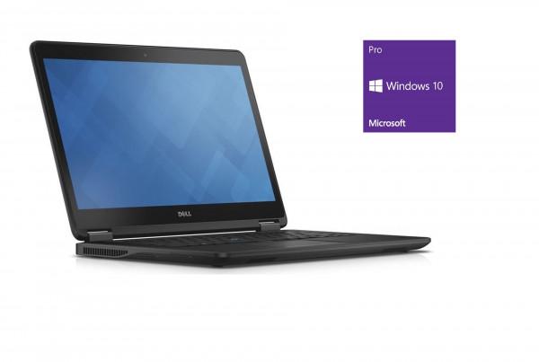 Dell Latitude E7440 - 14,0 Zoll - Core i5-4300U @ 1,9 GHz - 4GB RAM - 128GB SSD - WXGA (1366x768) - Win10Pro