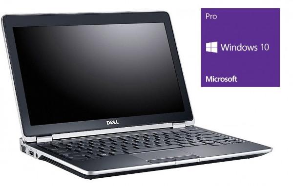Dell E6330 - Core i5-3340M @ 2,7 GHz - 4GB RAM - 320GB HDD - DVD-RW - Win10Pro