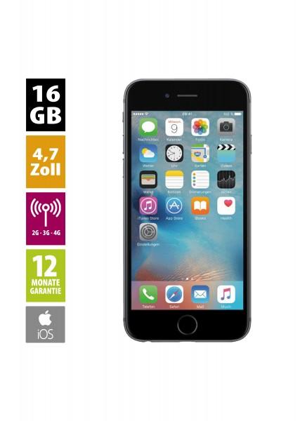 iPhone 6, 16GB (ohne Ladegerät)