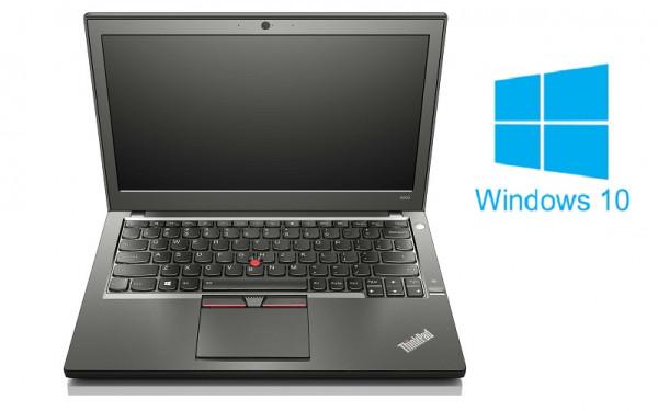 Lenovo ThinkPad X250 - 12,5 Zoll - Core i7-5600U @ 2,60GHz - 8GB RAM - 256GB SSD - FHD (1920x1080) - Win10Pro